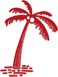 Illustration Palmtree